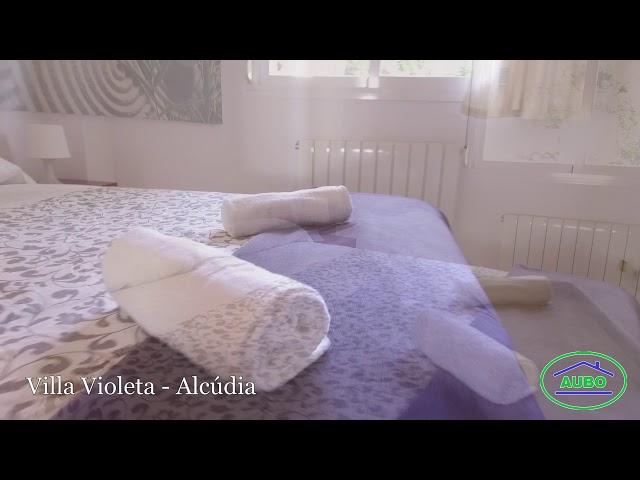VILLA VIOLETA AUBO -Realizado por Akitu