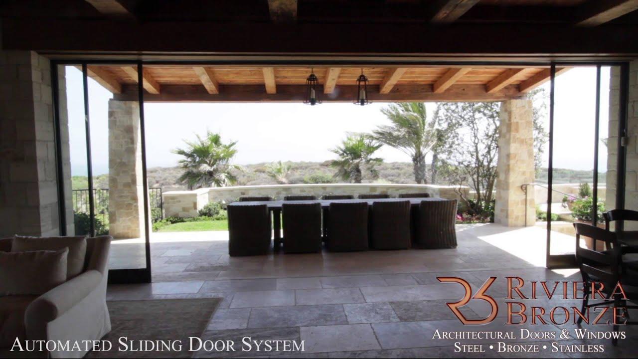 & Automatic Sliding Door System - YouTube