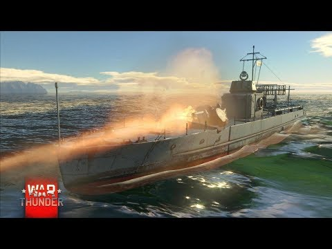 I was starting to have withdrawls... War Thunder Navy