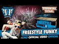 Freestyle Funky - Burn It vuurwerk - Vuurwerktotaal [OFFICIAL VIDEO]