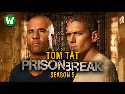 Tóm tắt Prison Break (Vượt ngục) | Season 5