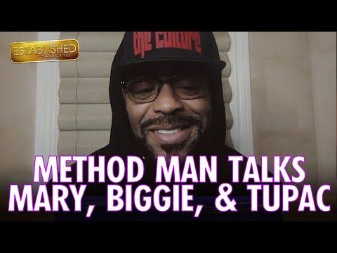 Method Man Talks Mary J Blige, Notorious B.I.G., and Tupac | Established with Angela Yee