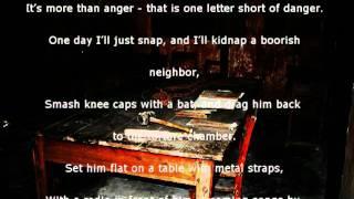 Real J - Disturbed Mind (Psychotic Rap)