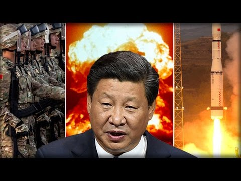 DANGER! CHINA'S WAR BOSS JUST TARGETED U.S. BASES WITH A SICK MOVE THAT TRUMP IS PREPPING FOR