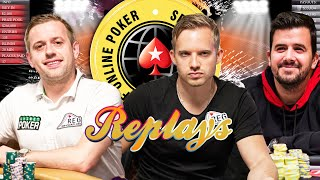 SCOOP 2019 Event #29-H $2,100 Jacobson | Nemeth | Sasuke234 | Hallaert Poker Replay 19.05.19