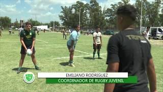 Pretemporada 2018 Rugby - Nota con Emiliano Rodriguez