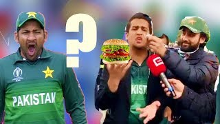 Funny Reactions Of Pakistani  Fans After India vs Pakistan World Cup Match | Reaction