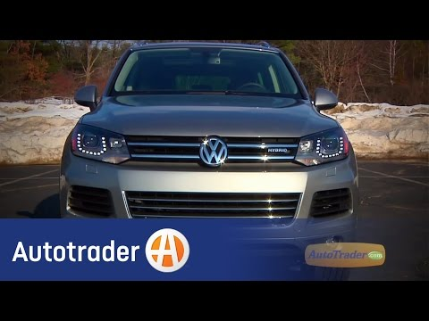 2011 Volkswagen Touareg - AutoTrader New Car Review