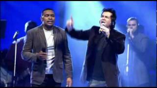 Grupo Pique Novo  Musica Faz um Milagre em Mim Part  Regis Danese DVD Ligando Os  Fatos Lançamento