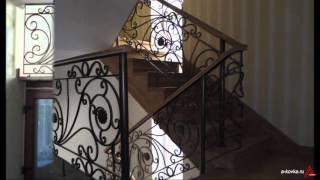 видео Кованые изделия для дома и дачи