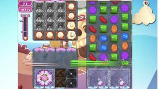 Candy Crush Saga Level 1287  No Booster  HARD LEVEL