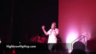 Download Pusha T - Blocka Live in Syracuse, NY MP3 song and Music Video