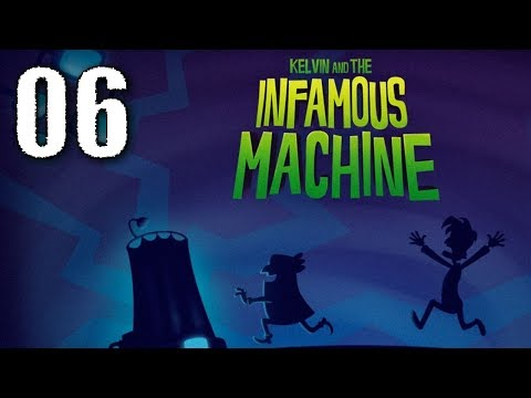 "Let´s Play ""Kelvin and the Infamous Machine"" #06 (German/Deutsch) NEWTON ÄRGERN! [HD+]"