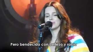 Lana Del Rey - Ultraviolence  (Subtitulada) (Live)