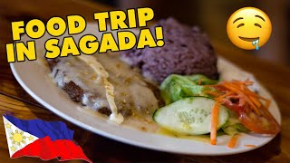 WHERE TO EAT IN SAGADA | YOU SHOULD TRY THIS!
