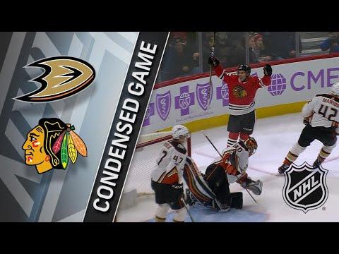 11/27/17 Condensed Game: Ducks @ Blackhawks