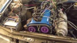 Tuning Москвич 2141(Первый запуск собранного двигателя., 2014-06-18T13:23:47.000Z)