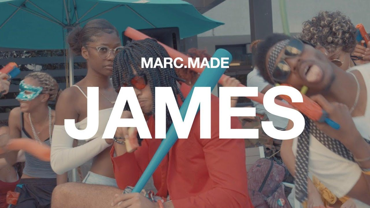 MARC.MADE- JAMES (Official Music Video)