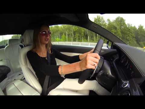 BMW M6/БМВ М6. Быстрее ветра. Лиса Рулит.