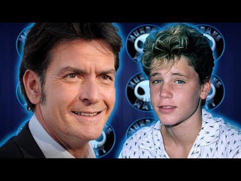 Charlie Sheen accused of assaulting Corey Haim in the 1980's