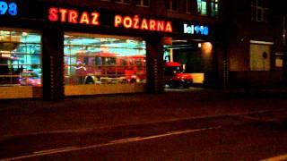 Alarmowo Straż Pożarna GBAt 2/34 303[W]21 Renault Midlum - JRG 3 Warszawa