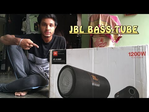 Best JBL Bass-Tube For your car at Cheap Rate