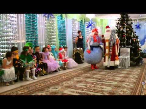костюм Снежной Бабы