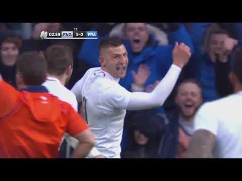 Replay: England V France 2019