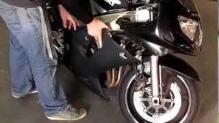 Поклеить детали мотоцикла пленкой под Карбон(http://nakleyka.at.ua/index.html - Полное или частичное оклеивание автомобиля пленкой под карбон. В данном случае оклеиваю..., 2013-08-31T12:22:36.000Z)