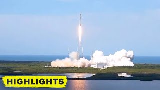 SpaceX GPS III Space Vehicle Launches! Watch it here