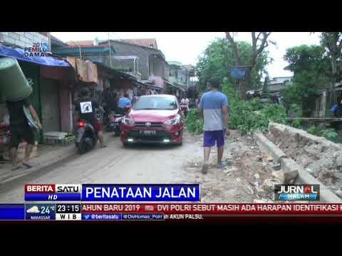 Sudin Bina Marga Jakut Tata Jalan Bendungan Melayu di Koja Mp3