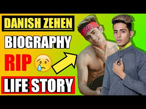Danish Zehen Biography In Hindi | Success Story | Real Life Story | Lifestyle | Death