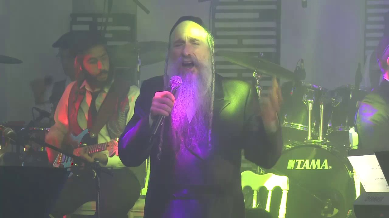 מרדכי בן דוד - קרית מלאכי   2016 Mordechai Ben David, Kiryat Malachi Concert