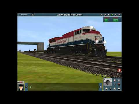 FEC Trains In Trainz Simulator 12 |