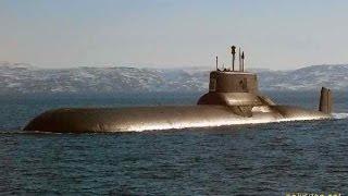 Cекретная подводная лодка в мире.Секретные материалы.