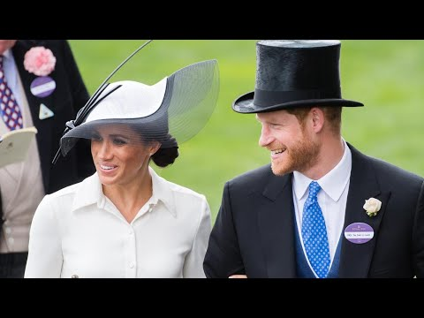 Meghan Markle Makes Her Royal Ascot Debut