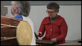 Friends of The Gamelan: Kelompok Gamelan Jawa di Chicago - Liputan DIaspora VOA