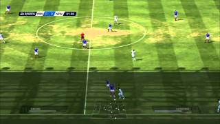 FIFA 11 FA Cup Challenge: Portsmouth VS Newcastle