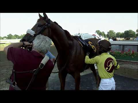 video thumbnail for MONMOUTH PARK 07-19-20 RACE 13