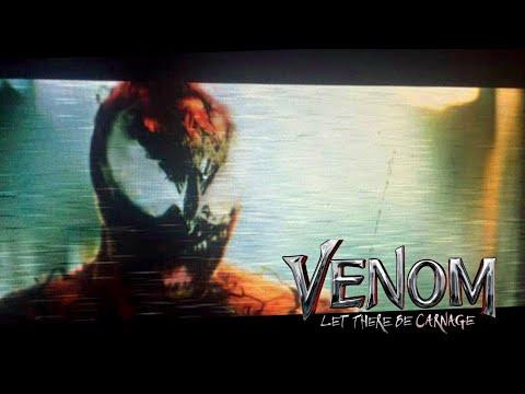 Venom Let there be Carnage Teaser Trailer