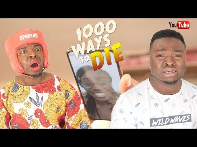 AFRICAN HOME: 1000 WAYS TO DIE