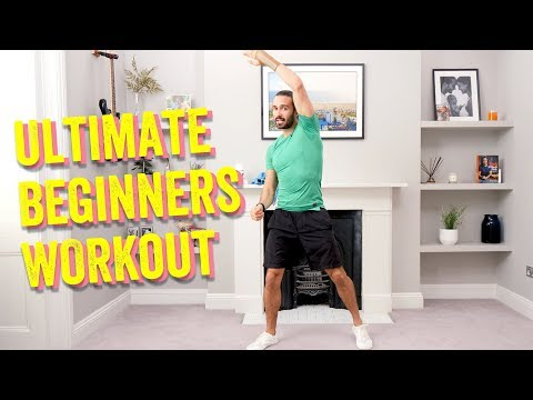ULTIMATE BEGINNERS Low Impact Workout | The Body Coach TV