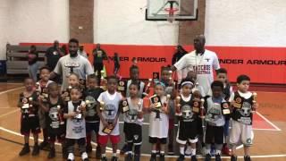 NY Gauchos Weekend Basketball Program Spring Session 2017