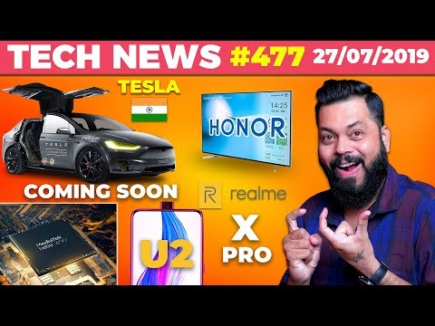realme-u2-in-august?,-tesla-in-india,-realme-x-pro-on-sd855+,mtk-helio-g90,-honor-tv-india--ttn#477