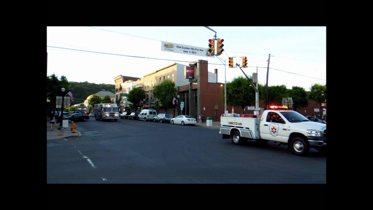 SHENANDOAH COLUMBIA BLOCK PARTY PARADE VIDEO TWO 6 8 2012