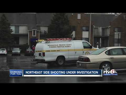 Shooting on northeast side of Indianapolis under investigation