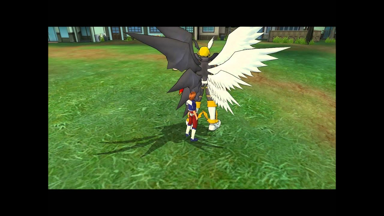 Lucemon Evolutions Digimon Masters Online...