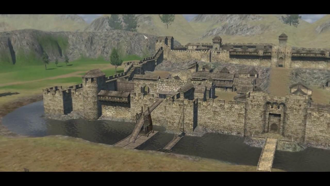 Free Castle Building Games