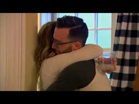 Clare and Benoit Break-Up - The Bachelor Winter Games