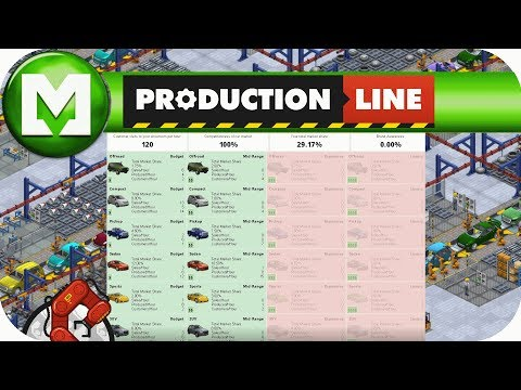 Production Line : Building a Two minute car - COMPLETE - Correcting Sales & Improvements